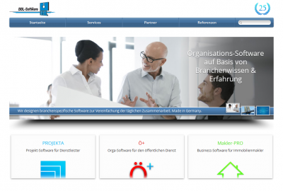 BBL-Software GmbH Screenshot
